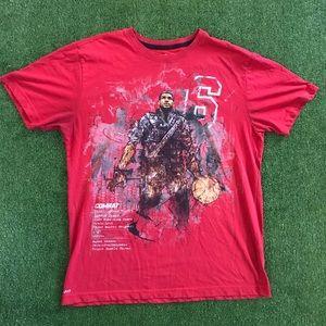 Lebron James Miami Heat Combat Special Ops T Shirt